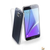 Fine прозрачен тънък гумен калъф за Samsung Galaxy S7