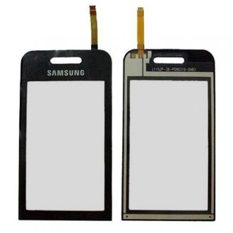 Touch Screen Samsung S5230 черен