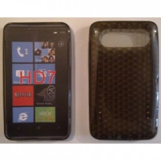 Силиконов калъф за HTC HD7