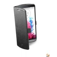 Book Essential за LG G3 черен Cellular line