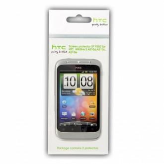 Оригинален протектор за дисплея за HTC Wildfire S SP P550 2бр.