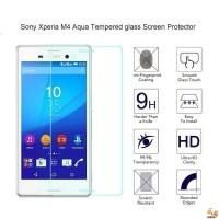 Стъклен протектор за дисплея за Sony Xperia M4