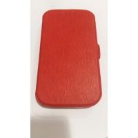 Страничен тефтер за Samsung Grand Neo i9060/I9082 червен