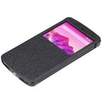 Rock Flip Case Excel Preview for Google Nexus 5 black