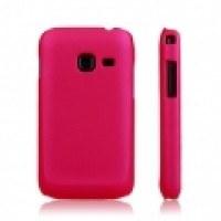 Силиконов калъф за Samsung S6802 Galaxy Ace Duos розов