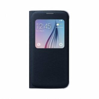 Samsung Cover S-View EF-CG920BB for Galaxy S6 Черен