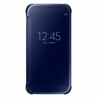 Оригинален калъф за Samsung S6 EF-ZG920BBE blue black