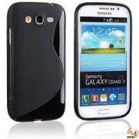 Силиконов калъф за Samsung Galaxy Grand 2 G7102 черен