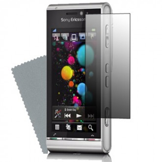 Протектор за дисплея за Sony Ericsson Satio