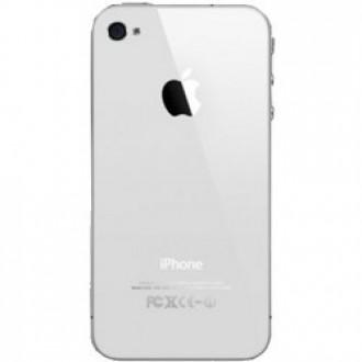 Заден капак за iPhone 4S бял