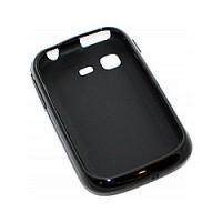 Силиконов калъф за Samsung S5300 Galaxy Pocket черен