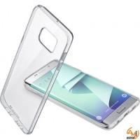 Силиконов калъф за Samsung S7 Edge 0,3 mm. прозрачен