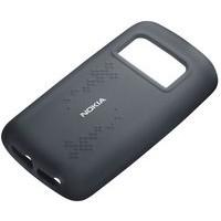 Оригинален силикон за Nokia C6-01 CC-1013 черен