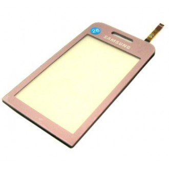 Touch Screen Samsung S5230 розов