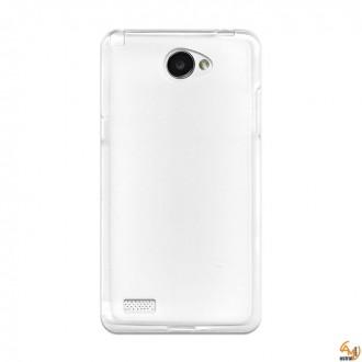 Силиконов калъф за LG L Bello 2 0.3мм прозрачен