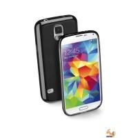 Shocking калъф Samsung Galaxy S5/S5 Neo бял/черен