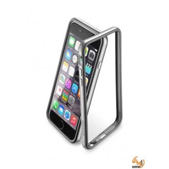 Bumper сатен за iPhone 6S/6 4,7 сив Cellular line