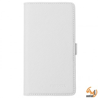 Nevox Folio Case Ordo for Xperia Z2 white/grey