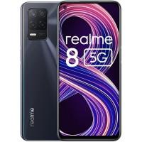 Realme 8 64GB 4GB Ram 5G, Black