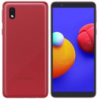 Samsung A01 Core 16GB Dual ,Red