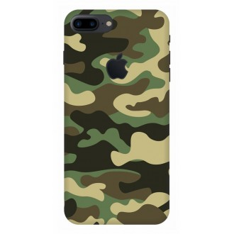 Силиконов гръб Army за iPhone 7 Plus / iPhone 8 Plus , комуфлаж