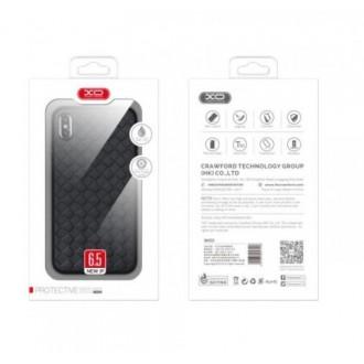 Силиконов гръб XO Desing за iPhone 11 Pro кожа черен