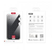 Силиконов гръб XO Desing за iPhone 11 Pro Max 6.5'' кожа черен
