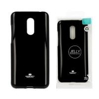 Силиконов калъф Jelly Case за Xiaomi Redmi Note 5 черен