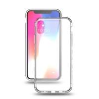 Силиконов калъф кейс DUX DUCIS за IPhone XS / iPhone X прозрачен