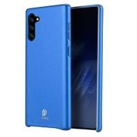 Силиконов калъф кейс DUX DUCIS за Samsung Note 10 Plus син