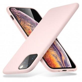 Силиконов калъф кейс ESR YIPPEE за iPhone 11 Pro ,Розов