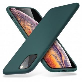 Силиконов калъф кейс ESR YIPPEE за iPhone 11 Pro ,Зелен