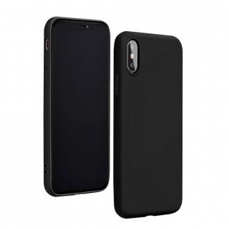 Силиконов калъф кейс Forcell Lite за Huawei Y6p, черен