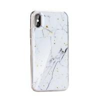 Силиконов калъф кейс Forcell Marble за Samsung Galaxy A50 дизайн 1
