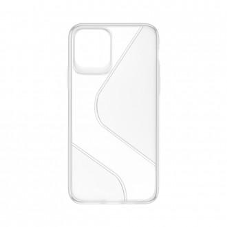 Силиконов калъф кейс Forcell S-CASE за Huawei Y6p прозрачен