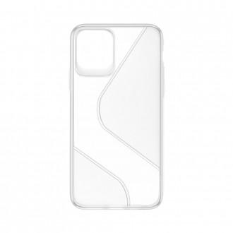 Силиконов калъф кейс Forcell S-CASE за Xiaomi Redmi 9A прозрачен