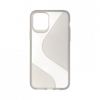 Силиконов калъф кейс Forcell S-CASE за Xiaomi Redmi 9A прозрачен мат