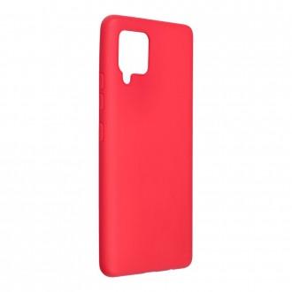 Силиконов калъф кейс Forcell Soft за Samsung A42 5G, Червен