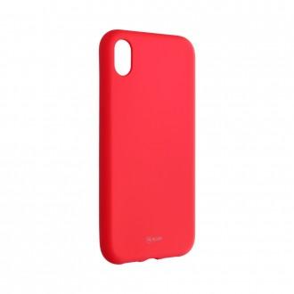 Силиконов калъф кейс Jelly Roar Colorful за iPhone XR, Hot Pink