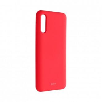 Силиконов калъф кейс Jelly Roar Colorful за Samsung A50 / A30s, Розов