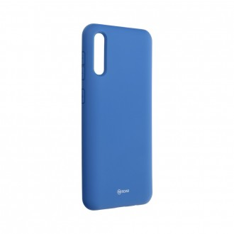 Силиконов калъф кейс Jelly Roar Colorful за Samsung A50 / A30s, Син