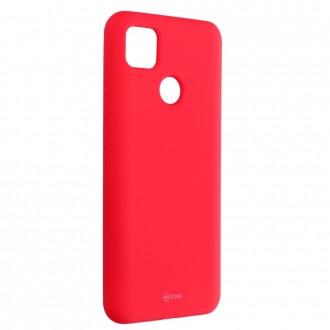Силиконов калъф кейс Jelly Roar Colorful за Xiaomi Redmi 9C, розов