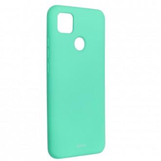 Силиконов калъф кейс Jelly Roar Colorful за Xiaomi Redmi 9C, зелен