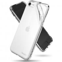 Силиконов калъф кейс Ringke Air, За iPhone SE 2020 / iPhone 8 / iPhone 7, Прозрачен