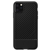 Силиконов калъф кейс Spigen Core Armor за iPhone 11 Pro черен