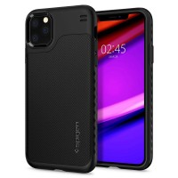 """Силиконов калъф кейс Spigen Hybrid """"NX"""" Iphone за 11 Pro Max Matte Black"""