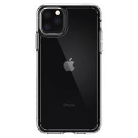 Силиконов калъф кейс Spigen Ultra Hybrit Cristal Clear за iPhone 11 Pro Max прозрачен