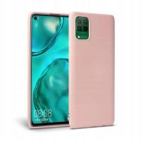 Силиконов калъф кейс TECH-PROTECT icon за Huawei P40 Lite, розов