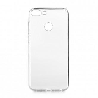 Силиконов калъф кейс за Huawei Honor 9 Lite 0,3 мм прозрачен
