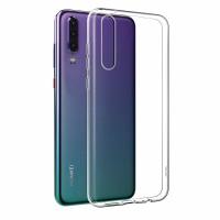 Силиконов калъф кейс за Huawei P Smart 2021, 1mm прозрачен